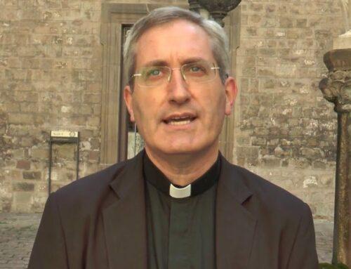 Javier Vilanova, bisbe auxiliar de Barcelona, portarà l'Estendard Principal durant la processó del Dia de la Cinta