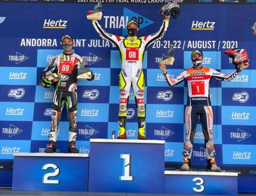 Adam Raga s'imposa en la segona jornada del GP d'Andorra