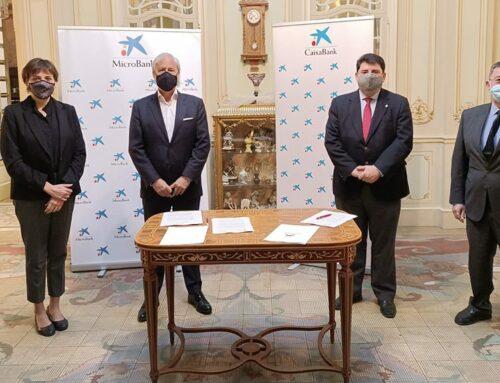 CaixaBank ofereix les oficines d'Àfrica i Àsia als empresaris ebrencs en les missions comercials que es programin
