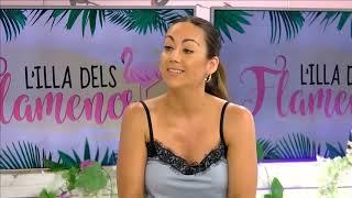 L'Illa dels Flamencs amb la flamenca Andrea Anguera