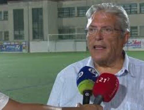 Joaquim Roda, molt satisfet després del torneig Mariano Toha