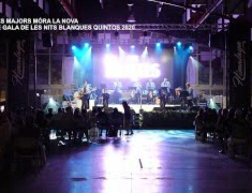 Festes Majors Móra la Nova Nit de Gala de les Nits Blanques Quintos 2020