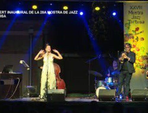 Concert Inaugural de la XXVIII Mostra Jazz Tortosa