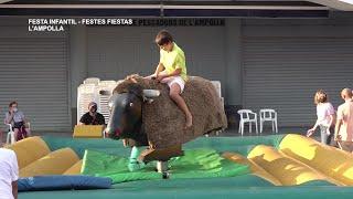 Festa Infantil Festes Fiestas L'Ampolla