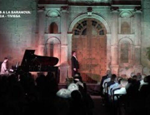 Les Nits de la Baranova: Nit Lírica