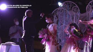 Festes Majors Els Muntells - Presentació Pubilles