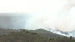 Incendi La Pobla de Massaluca