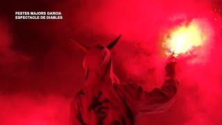 Festes Majors Garcia Espectacle de Diables