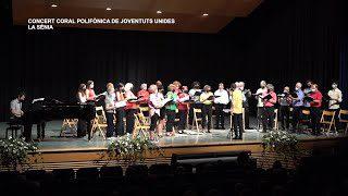 Festes Majors La Sénia 2021: Concert Coral Polifònica de Joventuts Unides