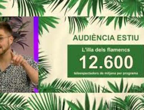 L'Illa dels Flamencs amb les audiències de Miki Colomer
