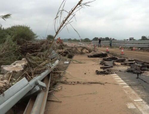 Dos-cents quilòmetres de les Terres de l'Ebre, susceptibles a patir inundacions segons el MITECO