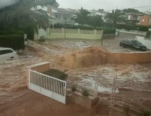 Protecció Civil activa l'ALERTA del pla INUNCAT per un episodi de pluja intensa previst al litoral, sobretot Montsià i Baix Ebre