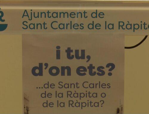 Comença la campanya institucional a La Ràpita