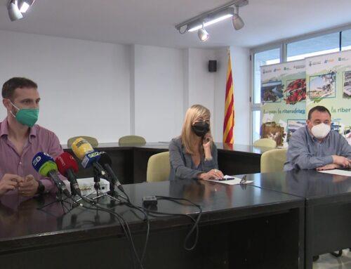 El Consell comarcal de La Ribera d'Ebre instal·la la xarxa de 5G rural a CoEbre Lab