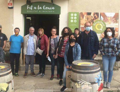 La Terra Alta promou el coneixement de nous models cooperatius i d'obradors compartits per afavorir l'emprenedoria a la comarca