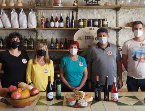La Ribera d'Ebre obre les portes dels seus negocis amb 'Benvinguts a Pagès'