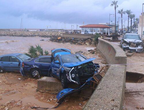 Els alcaldes d'Alcanar i Sant Carles de la Ràpita demanen ajuts urgents a fons perdut