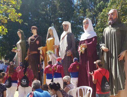 Tortosa esdevé la 33a Ciutat Gegantera de Catalunya en una jornada amb una cinquantena de colles participants