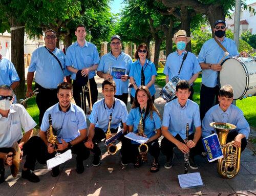 La cobla Mirantfont celebra els seus 50 anys amb l'estrena d'un espectacle musical