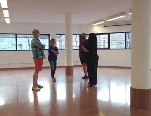 L'Escola de Música Manel Martines i Solà inicia el curs acadèmic amb millores a la sala polivalent