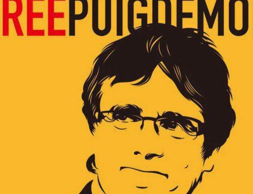 L'AMI convoca concentracions de suport a Puigdemont aquest vespre davant dels ajuntaments de Catalunya