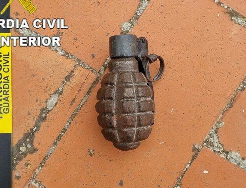 Localitzen i destrueixen una granada de mà de la guerra civil espanyola a Tortosa