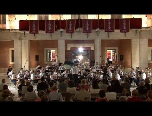 Festes de la Cinta 2021. Concert de la Banda de Música de Tortosa.