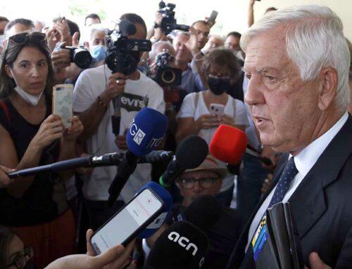 Puigdemont pot quedar en llibertat avui ja que el fiscal no ha demanat cap cautelar però s'haurà de quedar a Sardenya
