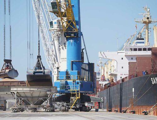 El Port de Tarragona mou a l'agost un 44% més de mercaderies que fa un any