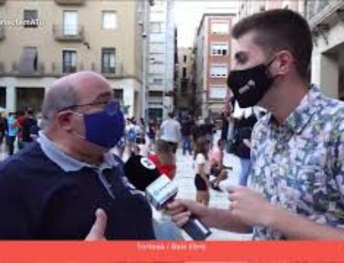 Tortosa acull la 33ª edició de Ciutat Gegantera