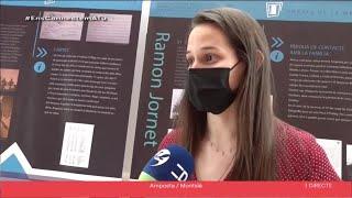 Un projecte educatiu permet recuperar la memòria dels deportats ampostins al camps nazis