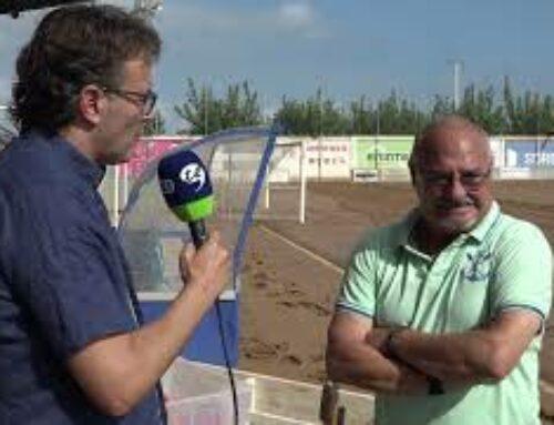 "Miguel Agustí, president CF Alcanar: ""estem ferits casi que de mort"""