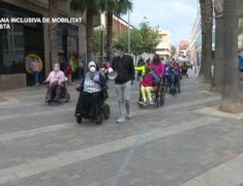 Gimcana inclusiva per una Amposta amb accessibilitat universal