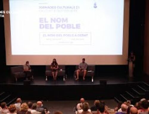 Jornades Culturals La Ràpita: Taula Rodona Sobre el Nom del Municipi