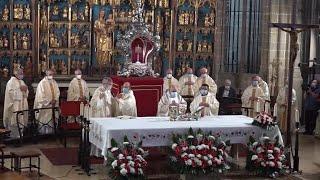 Festes de la Cinta 2021: Missa Estacional en Honor a la Mare de Déu de la Cinta de Tortosa