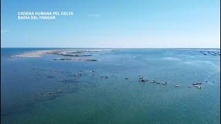 Cadena Humana pel Delta
