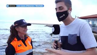 Voluntaris d'arreu de Catalunya