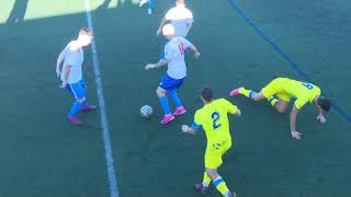 El partit R Bítem i la Sénia es va suspendre al minut 80 (1-0)