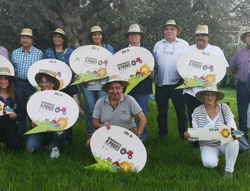 El Baix Ebre celebra 'Benvinguts a Pagès' amb l'obertura d'una vintena de restaurants, allotjaments i explotacions agràries