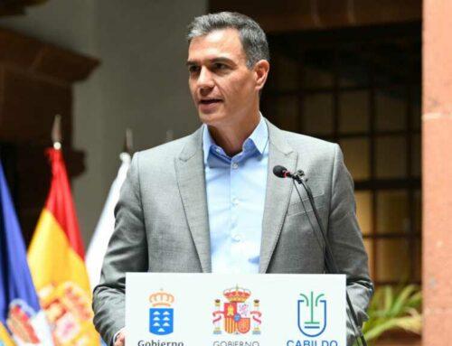 """Sánchez veu """"més important que mai reivindicar el diàleg"""" però afirma que Puigdemont """"s'ha de sotmetre a la justícia"""""""