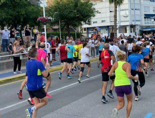 Ali Fathi i Gemma Colomé guanyadors de la Running Series de l'Ampolla