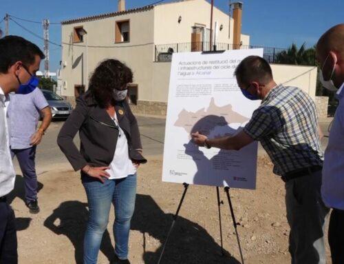 Acció Climàtica destina més de mig milió d'euros en obres d'emergència al Montsià