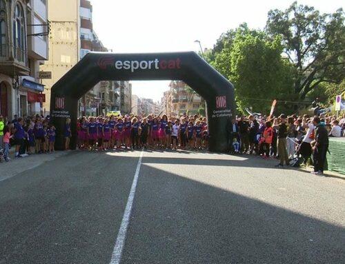 El diumenge 24 d'octubre arriba a Roquetes la III Cursa de la Dona a favor de la Lliga contra el Càncer