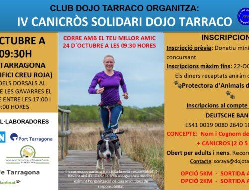 El Port de Tarragona acull aquest diumenge el IV Canicròs Solidari
