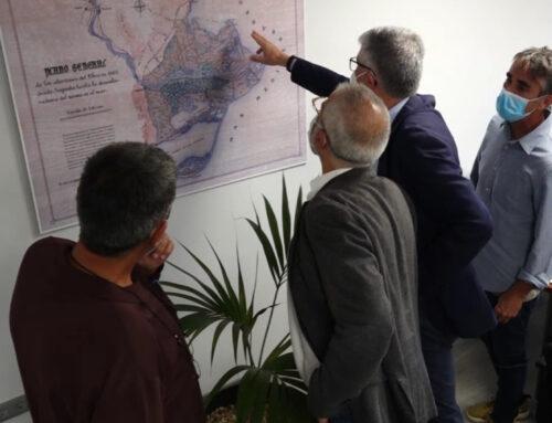 Carlos Carrizosa es reuneix amb la Taula de Consens per defensar el Delta de l'Ebre