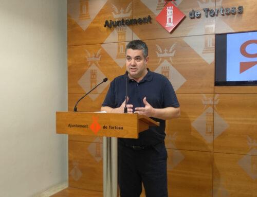 Ciutadans Tortosa planteja una vintena d'actuacions per incorporar al pressupost municipal