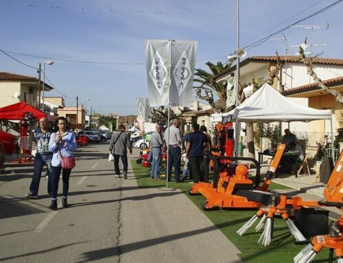 Móra la Nova celebra la 189a edició de la Fira Agrícola, Ramadera i Industrial
