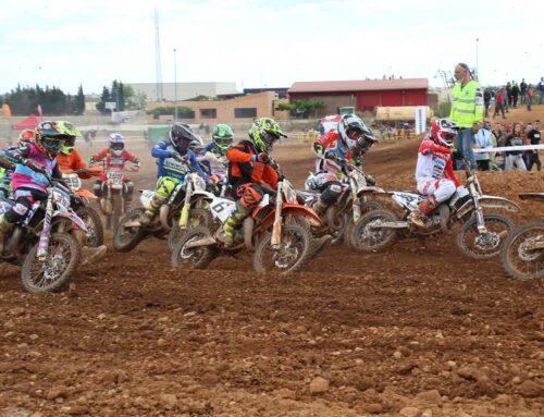 Amposta acull el Campionat Catalunya de Motocros de nens