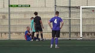 Ametlla-Gandesa 0-2