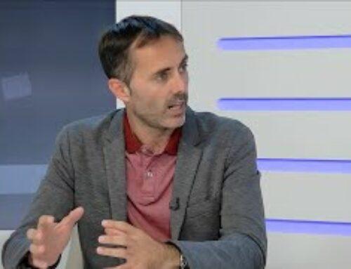 L'Entrevista a Jordi Jordan, diputat al Parlament de Catalunya
